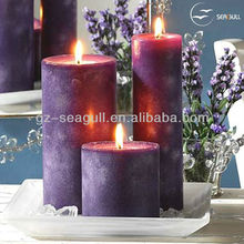 candle raw material in Hyacinth fragrance for raw agarbatti rattan
