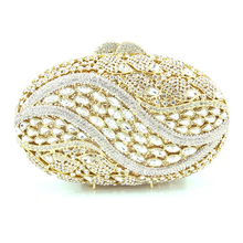 high quality fashion women crystal clutch bag crystal clutch evening bags party purses