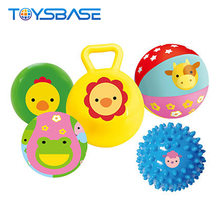 2018 New Products Baby Physical Exercise Toy Baby Ball Toy
