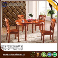 Yes Folded and Modern,Popular or Elegant Appearance folding round dining table set