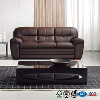 High Quality Endurable Restaurant Pu Sofa