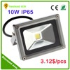 Good heat dissipation 10w AC85-265V intelligent smd rgb flood light