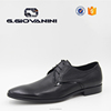 Advertising genuine paint leather man shoes made in China