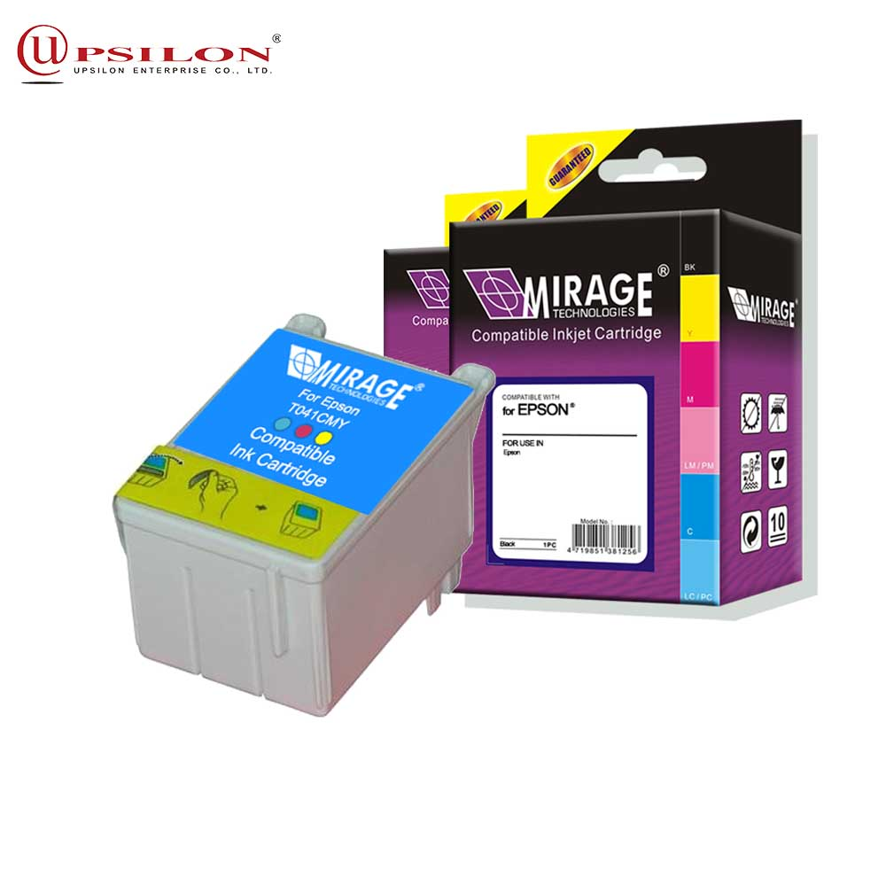 Compatible Refill Inkjet Cartridge For Epson T041