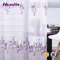 100% polyester high quality Interior Design Ideas sheer Curtains
