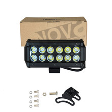 Automobile Lamp Flood Led Jeep Off-Roads Work Light Bar Led Motorcycle Headlight