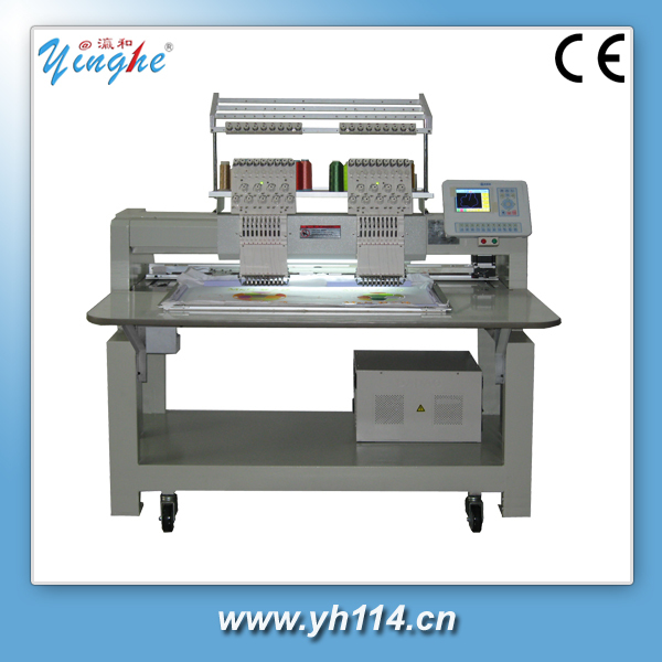 easy handle embroidery bead linked machine