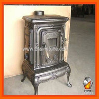 Cast iron heater STB003