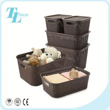 Top supplier good quality PP plastic storage box with lid