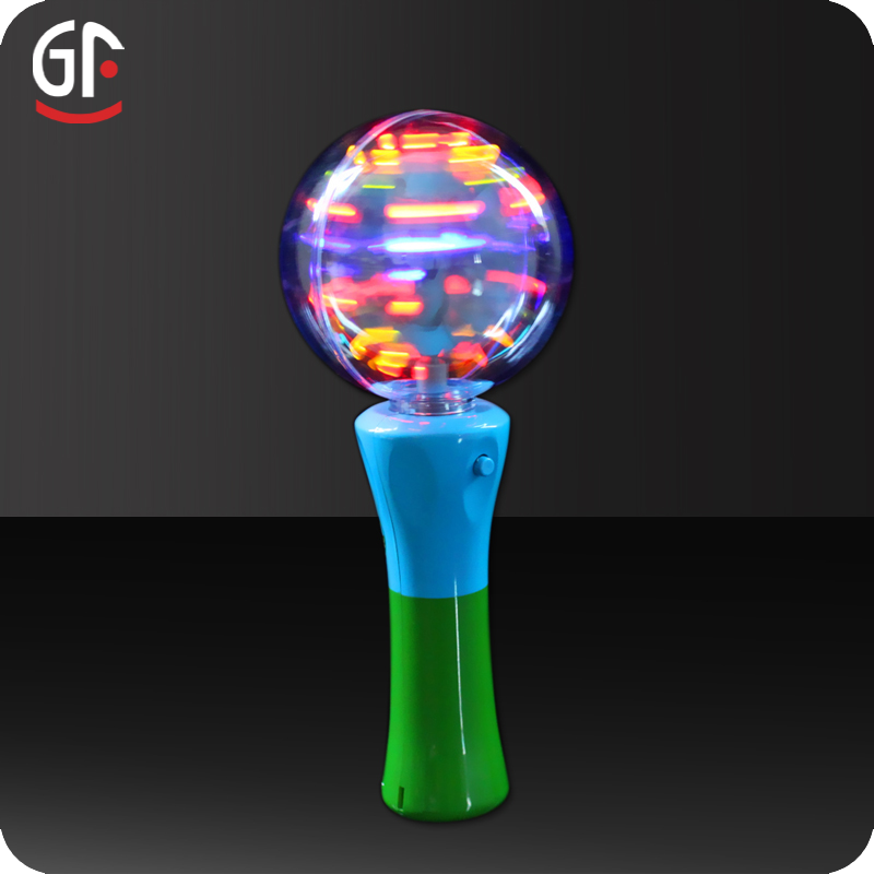 Hot Selling Kids Toys Flashing Spinner