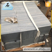 Exterior decoration bullnose grey granite covering swimming pool tile