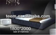 New Type Bed 2013 Hot Sale chinese redwood furniture