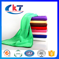 New develop multi-purpose terry towel microfiber cleaning cloth for car