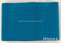 Unique design royal blue african aso oke headwear for man good price sego headtie for Nigerian style FFA314-6