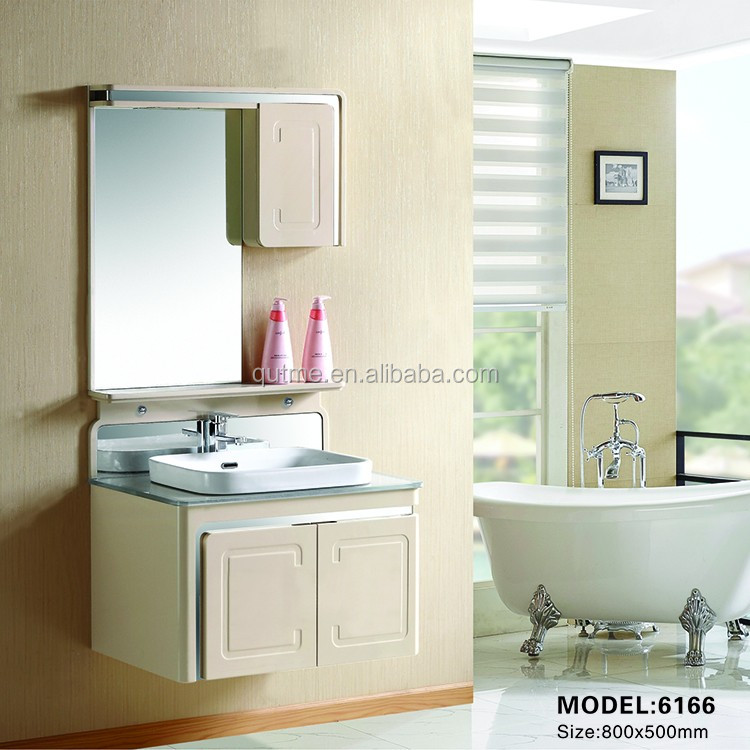 2016 New design wash basin mirror cabinet small bathroom corner cabinet modern bathroom cabinets