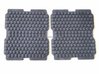Rubber Anti Vibration Isolator Shock Damping Railway Rubber Pads