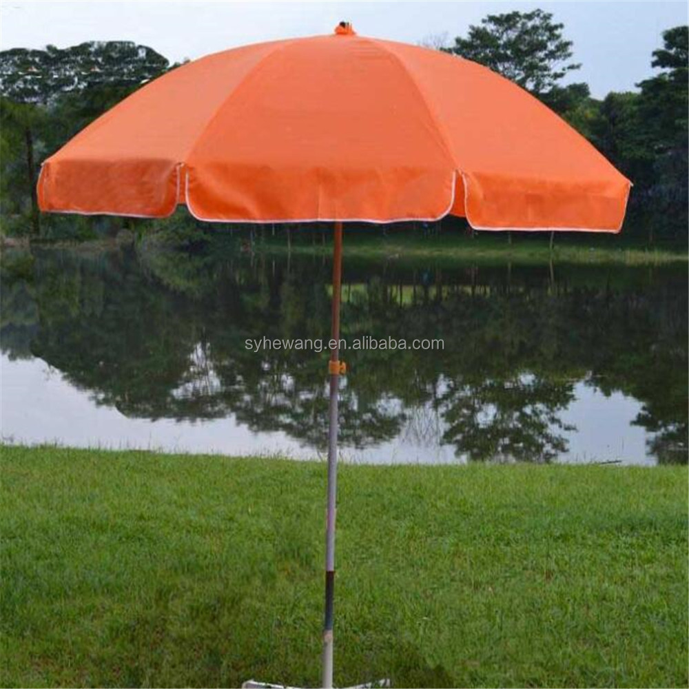 All kinds of adjustable height umbrella, sun umbrella beach anti uv umbrellas