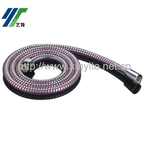 Colorful PVC Spiral Flex Shower Hose