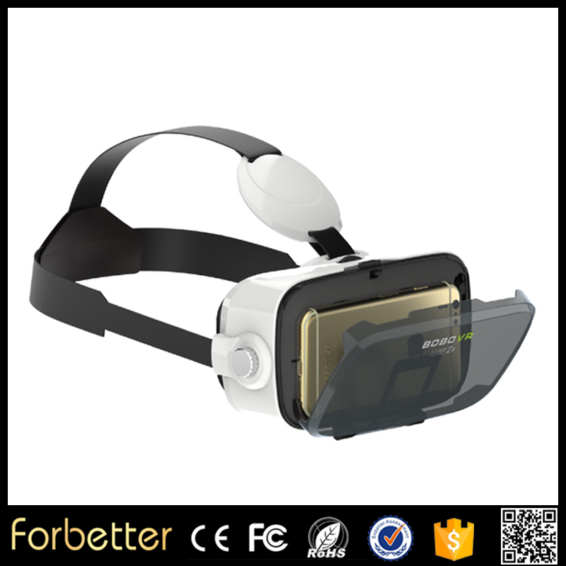 Nueva 3D gafas VR xiaozhai Bobo VR Z4 con auriculares  : New 3D Glasses VR Headset Xiaozhai BOBO from spanish.alibaba.com size 800 x 800 jpeg 176kB