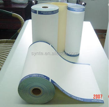 "High quality Telex paper Rolls 210mm x 30m 1"" core 20 Rolls per carton"