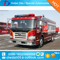 4 CBM FAW 4x2 small fire truck for sale
