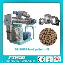 China factory supply cattle feed pellet making machine/livestock cattle poultry small feed pellet mill