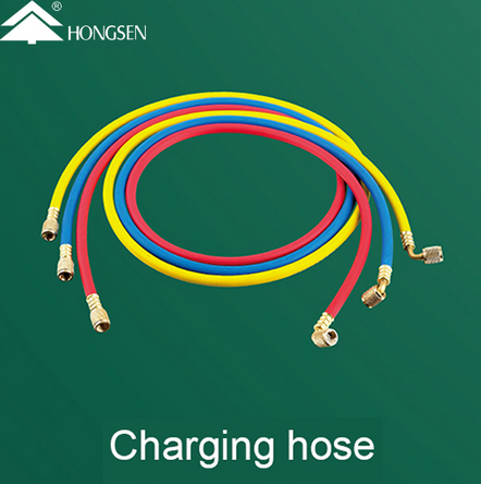 R410 High Pressure Charging Hose for Air Conditioner