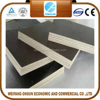 cheap black film faced plywood/marine plywood