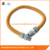 CSA approved stainless steel flexible lpg/natural gas hose