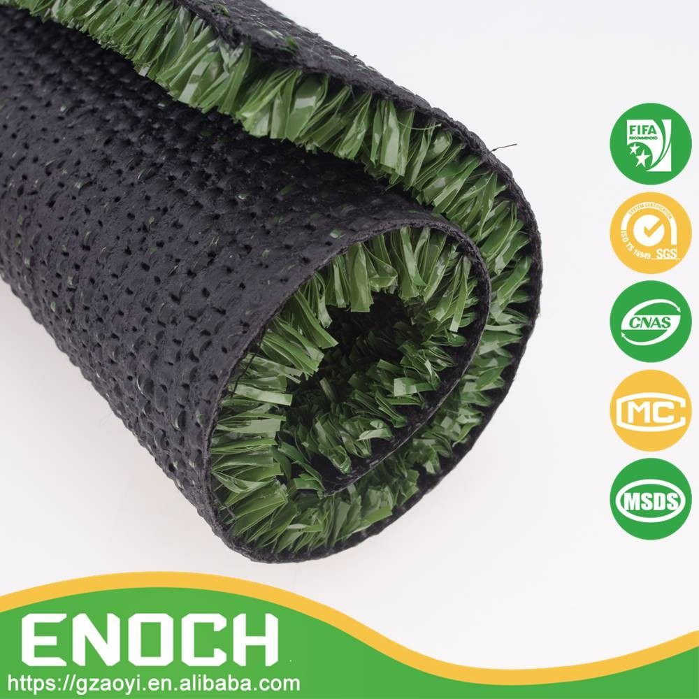 ENOCH 10mm Short Tennis & Badminton Synthetic Turf Manufacturers