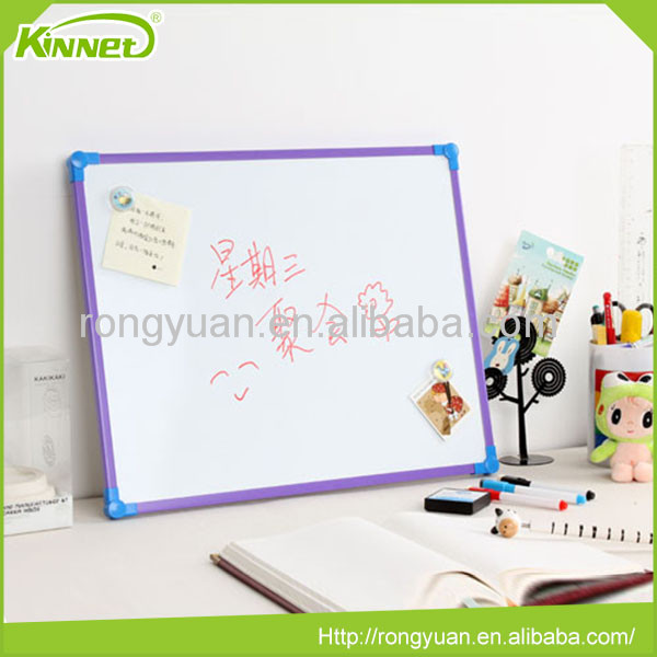 "11x14"" double sided magnetic whiteboard"