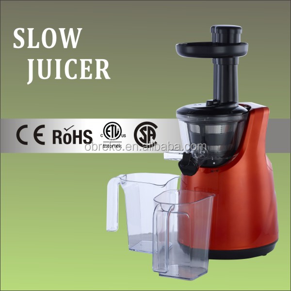 Powerful Motor As Seen On TV Exclusive Slow Juicer