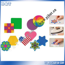 Hot Sale DIY Educatinal Mini Hama Beads Ironing Beads Perler Beads Toy Set PBD004