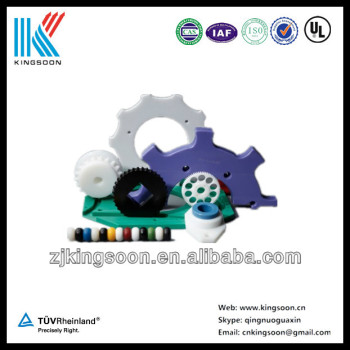 cnc plastic machining ABS PE POM PVC PA PP parts
