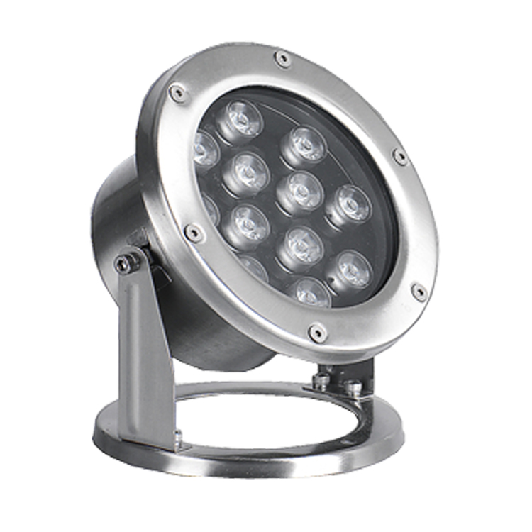 led underwater light for swimming pool RGB 18W rgb remote led light