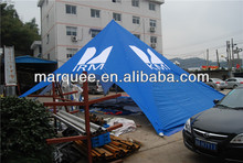 Hot84 Outdoor new fashion modern Aluminum pole Star party event show exhibition tent for sale
