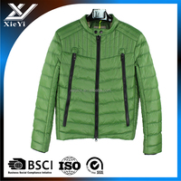 Provide OEM service man down feather heavy winter jacket