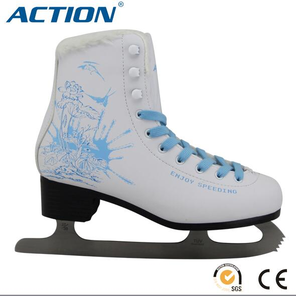 Top selling and high quality ice figure skates shoes