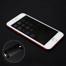 3D Carbon Fiber frame screen protector for iPhone 7