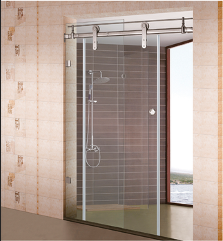 WY-A10 Hot Sale Modern Sliding Shower Door Glass Sliding Door System