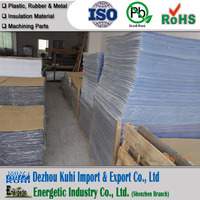 High quality PVC hard board without foam