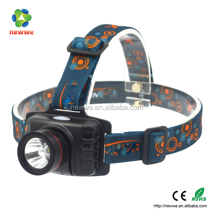 long lasting rechargeable motorcycle led light head light