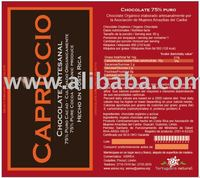 Costa Rican Capriccio Chocolate bars