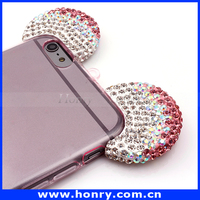 Best selling Luxury case bling Diamond Mobile phone case for iphone 6 plus