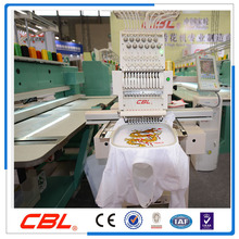 New single head embroidery machine with 12 colors