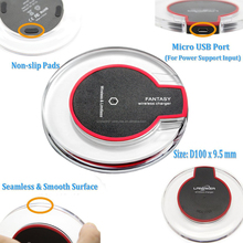 New arrival wireless android tablet charger ,phone wireless charger standard