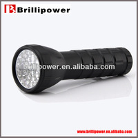Brillipower ultraviolet uv light/hot seller ultraviolet uv light led torch/led uv light flash light