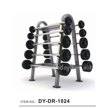 Crossfit fitness gym equipment barbell rack