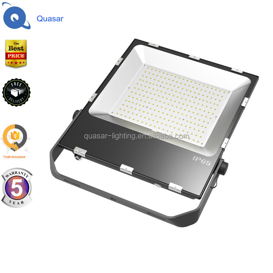 super slim dimmable 200W led <strong>flood</strong> with 3years warranty