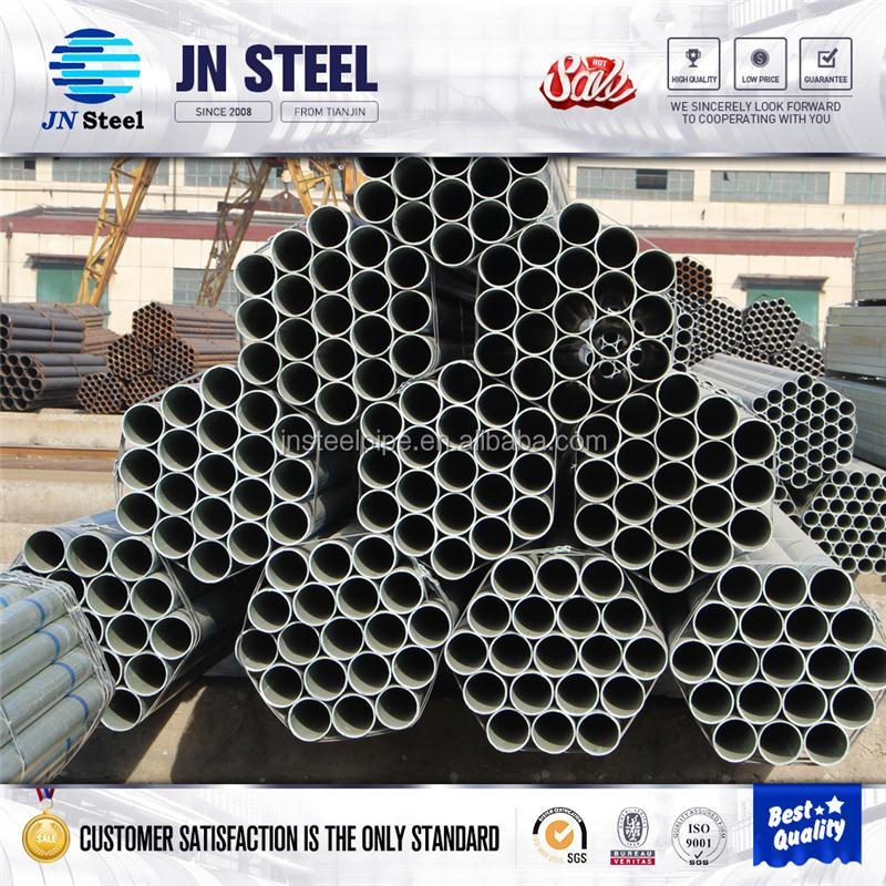 pipe bending machine Bs 1387 galvanized steel tubing hot dipped galvanized rigid steel conduit pipe